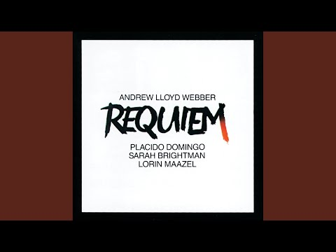 Lloyd Webber: Requiem - 7. Pie Jesu