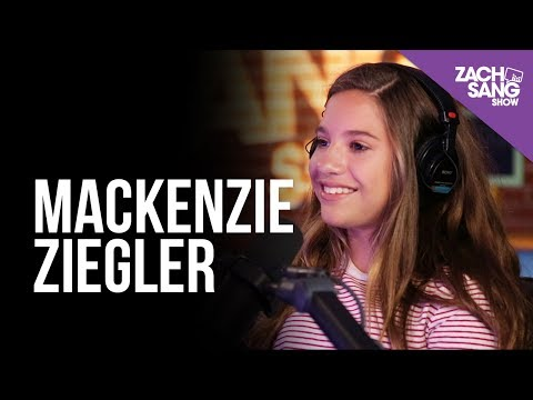 Mackenzie Ziegler Talks Monsters AKA Haters Dance Moms and Abby Lee Miller