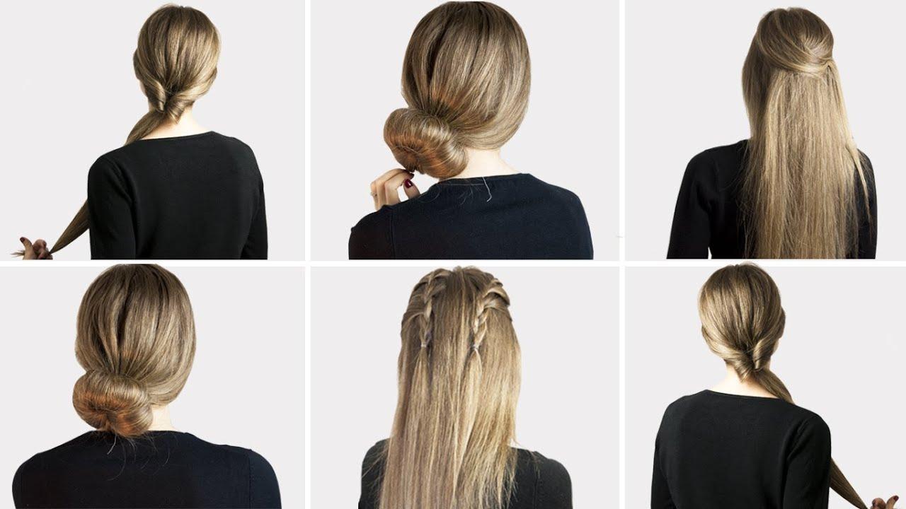 4 pettinature facili per la scuola back to school hairstyles youtube - Scuola per piastrellisti ...
