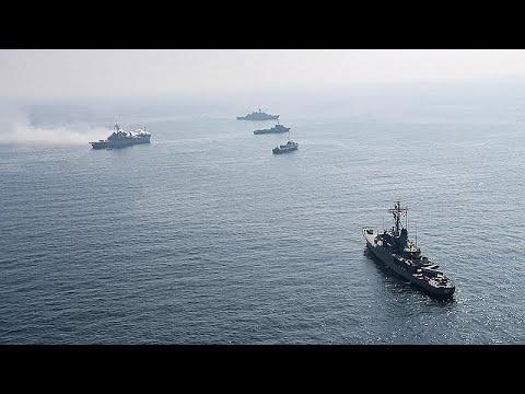 فيديو: بعد تعهد بايدن بالدفاع عن تايوان.. دورية بحرية صينية روسية شمال الجزيرة  - نشر قبل 3 ساعة