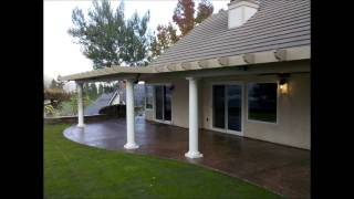 Orange County Patio Covers By The Patio Masters - Free Estimates (714)367-6690