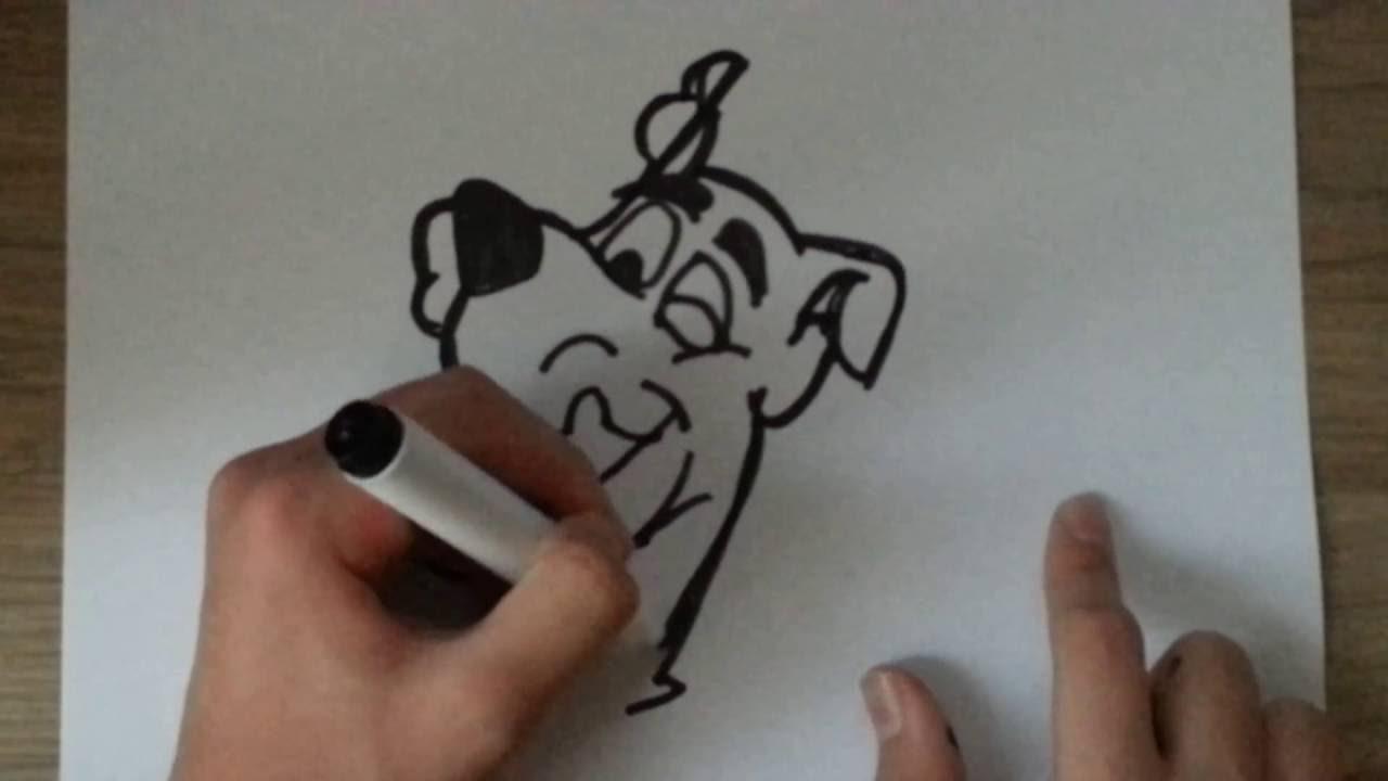 Scooby Doo Nasıl çizilir Youtube