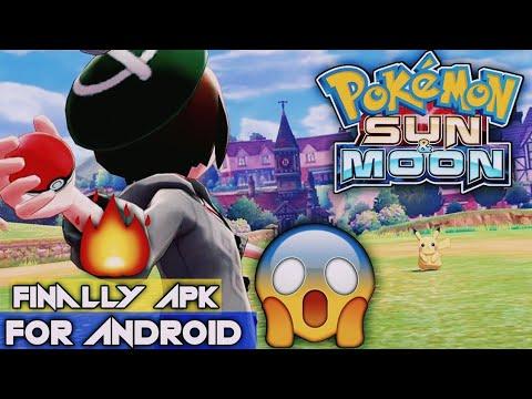 [APK] Pokémon Ultra Sun And Moon Download || Original Graphics || Official New Game