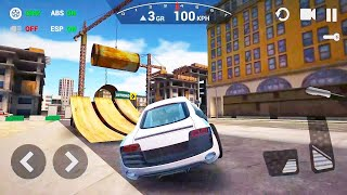Ultimate Car Driving Simulator 2018 - Race, Stunt, Drift | Android Games 2018 Gameplay | Droidnation