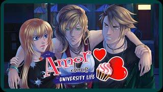 Amor doce university life respostas ep 4