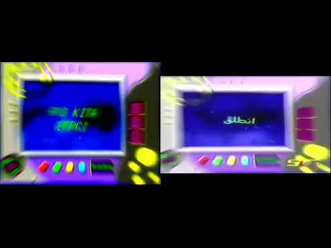Spacetoon - Ending Song Planet Movies Comparison 2000 Version (Indonesia & Arabic)