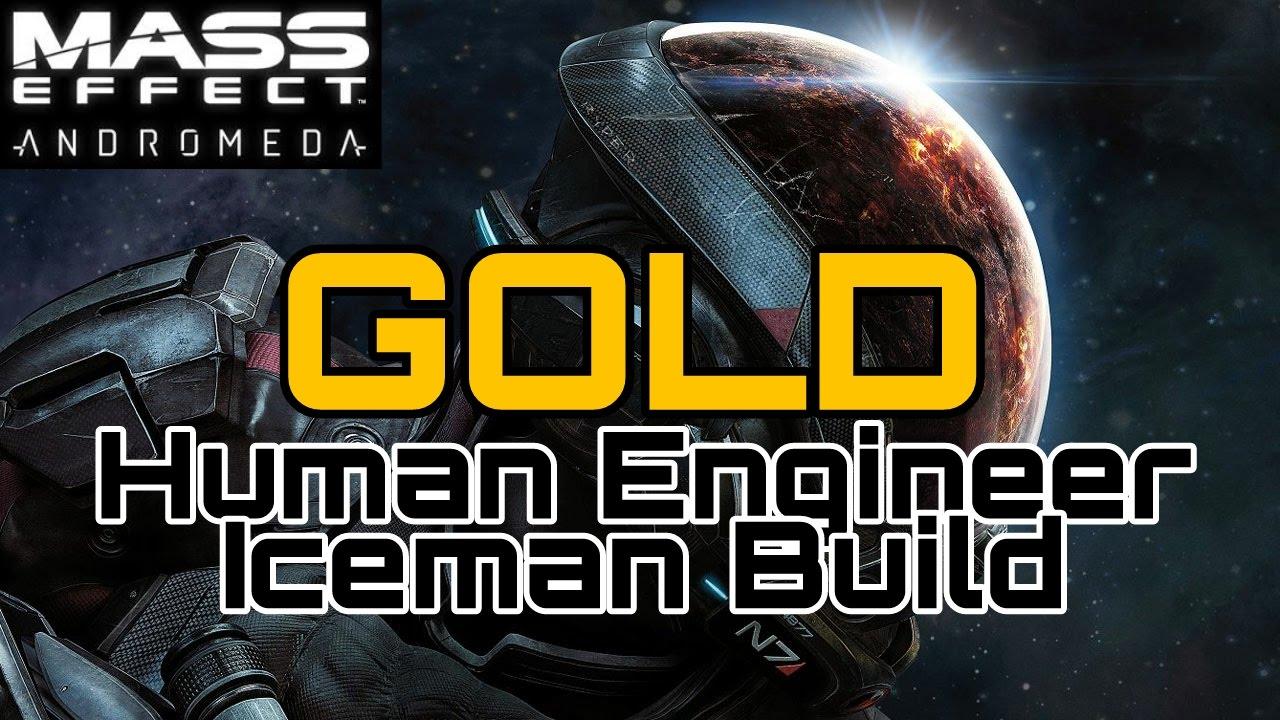 Mass Effect  Best Engineer Build