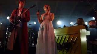 Titania/Gråbergssång - Mando Diao@Strandbacken in Dala-Floda
