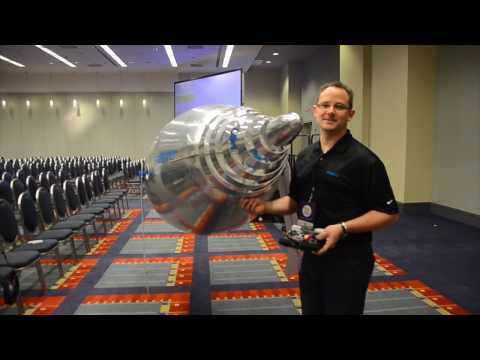 Festo's Fantastical Flying Robots