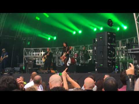 The Pixies  - Gouge Away  - July 2017 - Trinity College Dublin