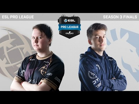 NiP vs Team Liquid - Dust2 - ESL