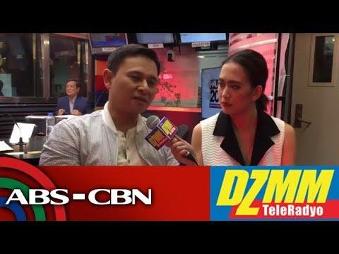 DZMM TeleRadyo: MESSAGE 'SEN'' - Sonny Angara, may sagot sa  netizens