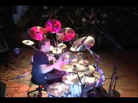 Thomas Lang amazing drum solo