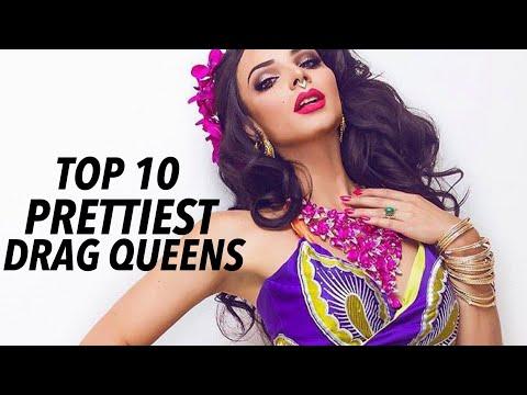 Drag Race Top 10 Prettiest Drag Queens