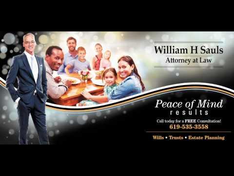 William H. Sauls Business Trust Estate Lawyer