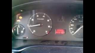 Новый датчик холостого хода на Peugeot 406