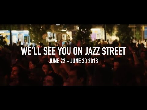 Are You Ready for XRIJF 2018? We'll See You on Jazz Street June 22–June 30!