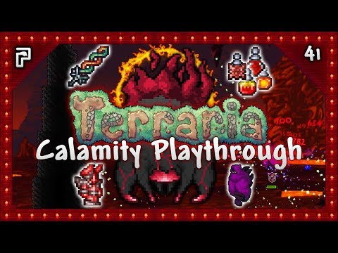 🌳 Signus! Bloodflare Armour & Weird Glitch! | Terraria 1.3.5 Calamity Mod Let's Play [Episode 41]
