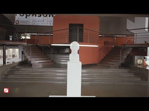Музей Ленина и современное искусство в одном здании