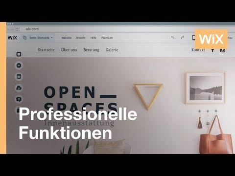 Kostenlose Website erstellen mit Wix.com – Homepage-Baukasten