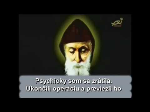 Svätý Charbel zazraky - dokument