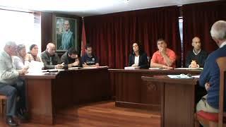 2017-09-25 - Pleno Ordinario no Concello de Neda