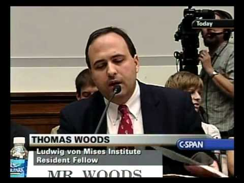 Tom Woods Breaking Down the Federal Reserve Like a Boss