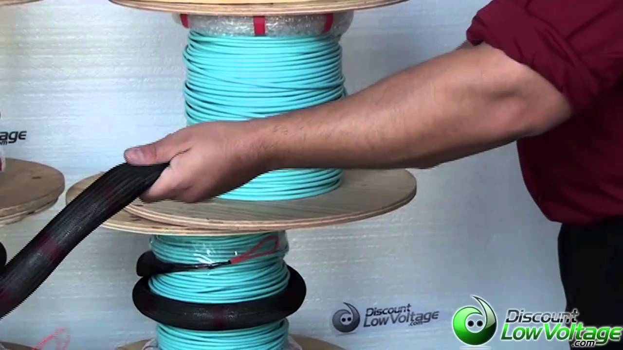 Fiber Optic Cable Custom Assembly for Installation Pre-Termination ...