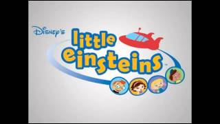 Little Einsteins Themesong. (Instrumental)