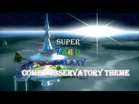 Super Mario Galaxy - Comet Observatory Lyrics