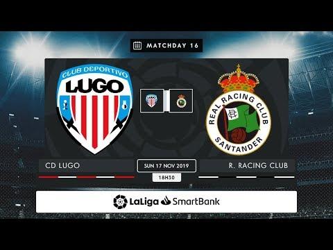 CD Lugo - R. Racing Club MD16 D1830