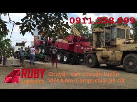 Vận chuyển Campuchia   Van chuyen Cambodia   Cong ty van tai hang di Campuchia