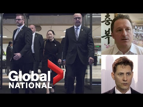 Global National: June 23, 2020   Pressure mounts to secure release of Canadians in China