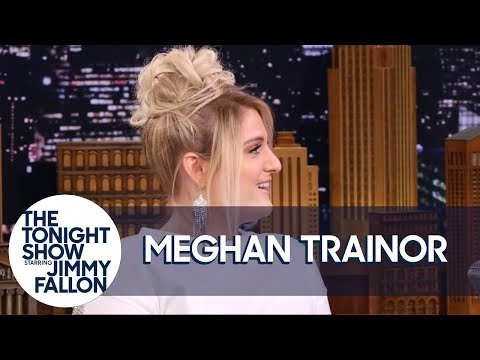 Lisa Foxx - Meghan Trainor Is Inviting Wedding Guests Through Text Message!