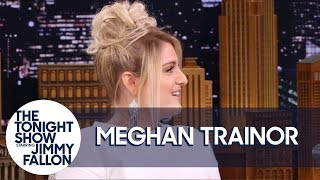 Video Meghan Trainor Hints at Wedding Details and Guest List download MP3, 3GP, MP4, WEBM, AVI, FLV Oktober 2018