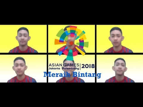 Via Vallen - Meraih Bintang (Official Theme Song Asian Games 2018) Acapella