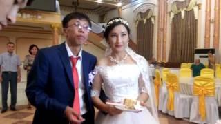 Свадьба  вкусный торт