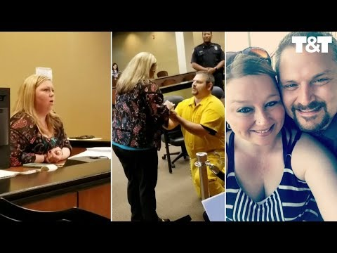 Brooksie - A Proposal Prank in a Crowded Courtroom