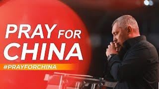 Apostle Vladimir prays for people with coronovirus in China #prayforchina