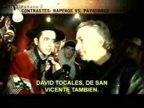 Argentinos por su nombre - Temporada 1 - Raperos Vs. Payadores
