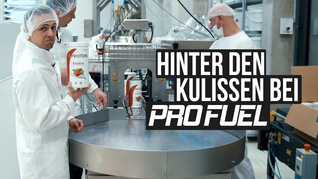 NACHGEFRAGT #3: Hinter den Kulissen der deutschen veganen Sport- & Gesundheitsmarke ProFuel®