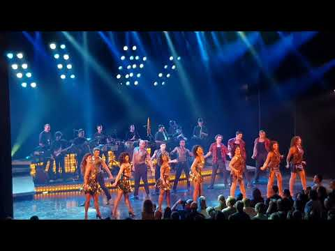 Musical On Your Feet  1e try out