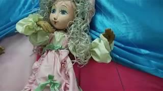Выставка  ''В куклы играют все''