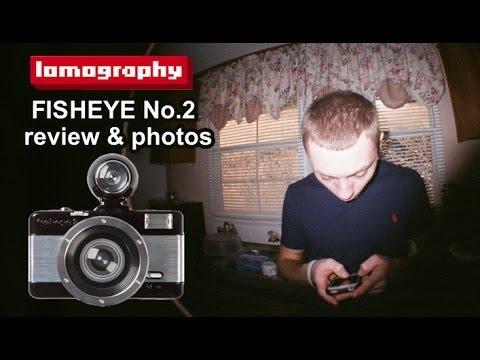 Lomography Fisheye No.2 35mm Film Photography Camera Review
