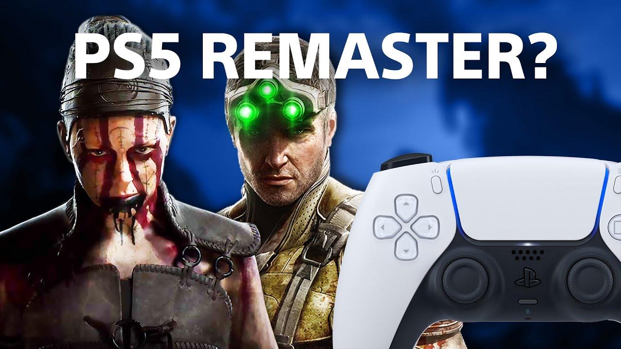 Die PS5 braucht diese Remaster