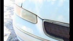 Car Headlight Restoration : Benefits of Headlight Restoration