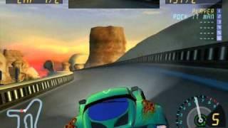 Final Drive Nitro Gameplay