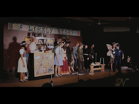 THE ENCHANTED BOOKSHOP (2018) - Valley Christian Middle School Play