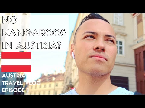 FIRST IMPRESSIONS OF VIENNA + ST STEPHEN'S CATHEDRAL | AUSTRIA TRAVEL VLOG 2018 | EPISODE 1