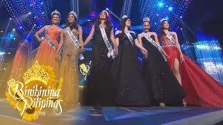 Binibining Pilipinas 2018: 2017 Reigning Queens' Farewell Speech
